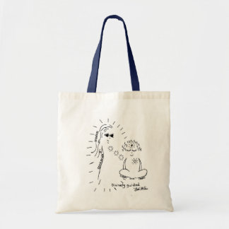 Divinely Guided Tote Bags