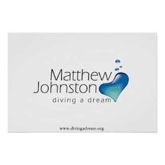 Diving A Dream Poster