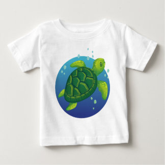 Diving more water ocean sea turtle baby T-Shirt