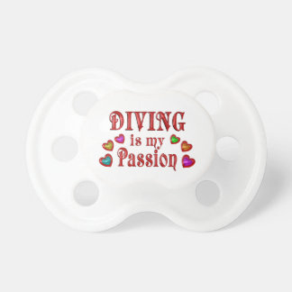 Diving Passion Pacifier