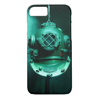 Diving-suit Of Diving Hull iPhone 7 iPhone 8/7 Case