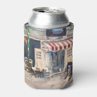 Division Street, Kelley's Island Can Cooler