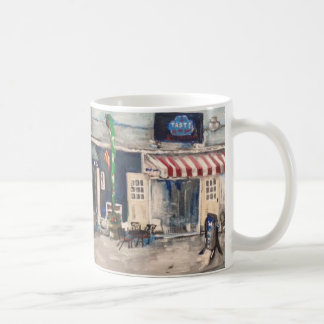 Division Street, Kelley's Island mug