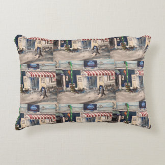 Division Street, Kelley's Island Pillow