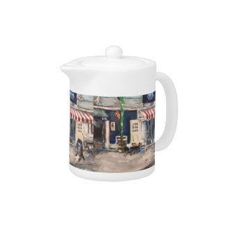 Division Street, Kelley's Island Tea Pot