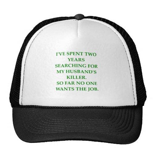 divorce casquettes de camionneur