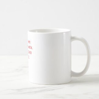 DIVORCE COFFEE MUG