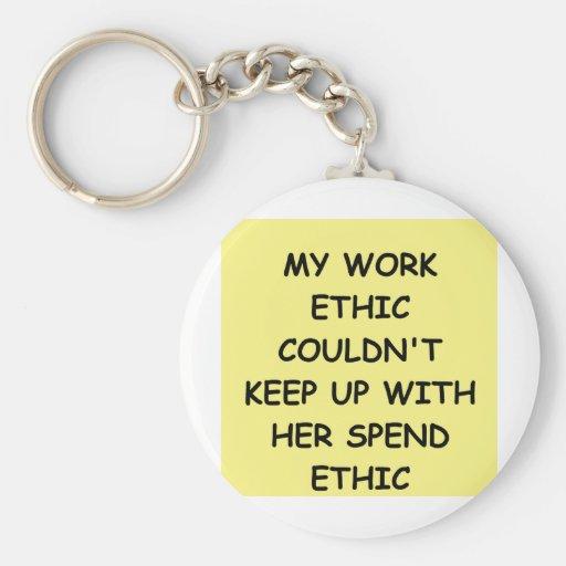 divorce ethic keychains