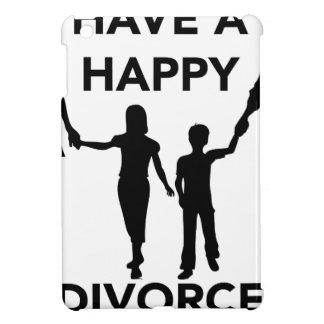 divorce iPad mini cover