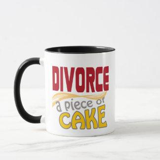 Divorce - morceau de gâteau