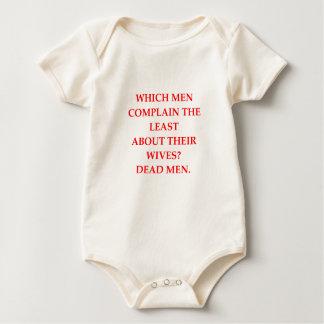 DIVORCED BABY BODYSUIT