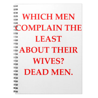 DIVORCED NOTEBOOKS