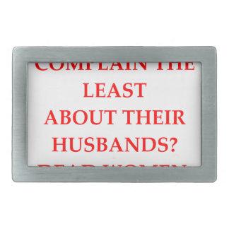 DIVORCED RECTANGULAR BELT BUCKLE
