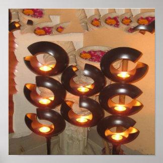 DIWALI Deepawali Dipawali Festival of Lights Print