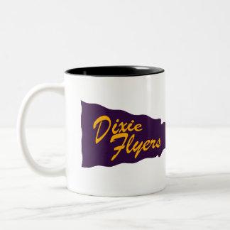 Dixie Flyers coffee mug