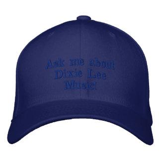 Dixie Lee Music ballcap Baseball Cap