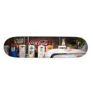 Dixon, Nouveau Mexique, Etats-Unis. Voiture Skateboard 20,6 Cm