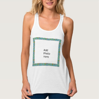 DIY! Add Your Image! Photo! personalized Tank Top