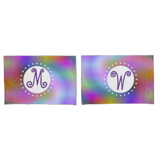 DIY - Add your own sign, photo and monogram Pillowcase