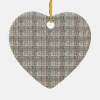 DIY background  Sparkling Garment Hangers template Ceramic Heart Ornament