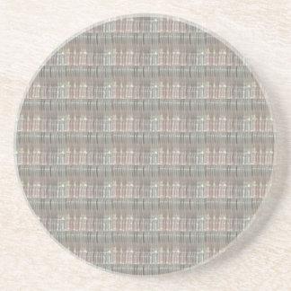 DIY background  Sparkling Garment Hangers template Drink Coaster