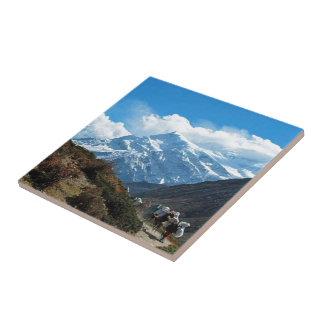 DIY Blank Template REPLACE with your PHOTO Tile