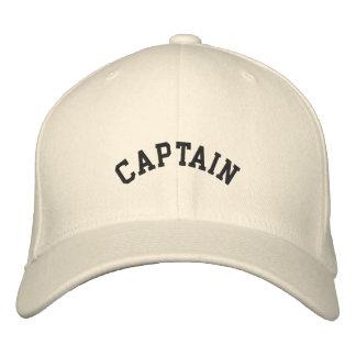DIY Captain, Vessel ...embroidered hat Baseball Cap