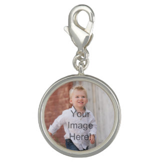 DIY Charm - Add Picture and text!