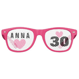 DIY Create Your Own 30th BIRTHDAY or ANY YEAR A62C Sunglasses