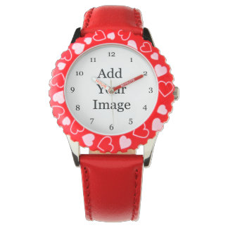 DIY, create your own customize, personal watch. Watch