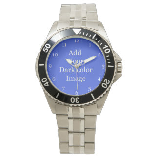 DIY, create your own customize, personal watch. Wristwatches