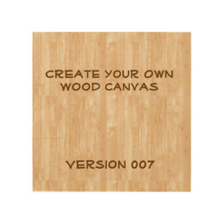 DIY Create Your Own Wood Canvas A07