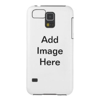 DIY Create Your Own Zazzle Electronics Item V10 Galaxy S5 Cover