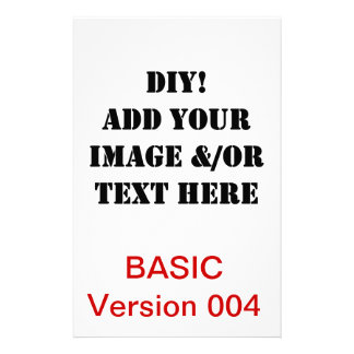 DIY Design Your Zazzle Paper Products Gift item V4