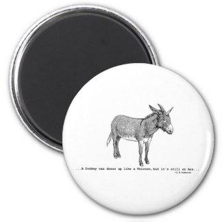 DIY DonkeyUnicorn ver2 Magnet
