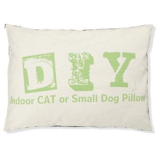 DIY - Indoor Small Dog / Cat Pillow