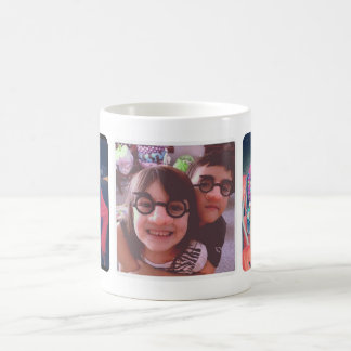 DIY Instagram 3 Photo Coffee Mug