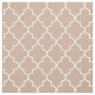 DIY Moroccan Tiles Pattern Custom Fabric