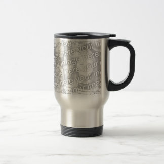 DIY One-of-a-kind Gift Item You Create Yourself Travel Mug