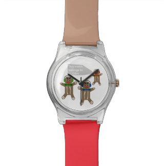 DIY Personalized Message Watch