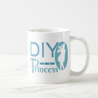 DIY Princess Coffee Mug