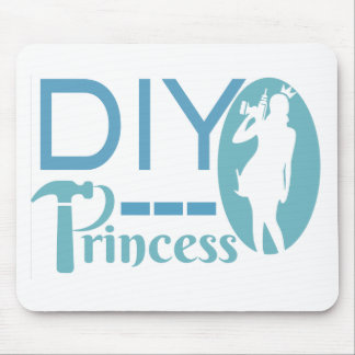 DIY Princess Mouse Pad