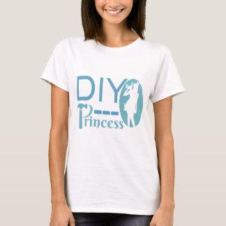 DIY Princess T-Shirt