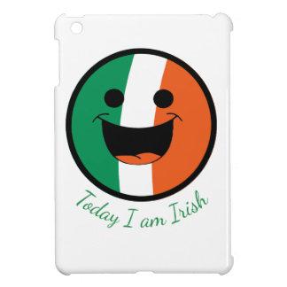 DIY St Patrick Irish Flag Smiley Face Hooligan Cover For The iPad Mini