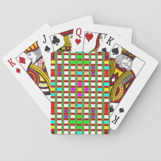 DIY Template ADD text photo image greetings Poker Deck