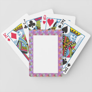 DIY Template Border Buy Blank Add Txt IMG  NVN187 Playing Cards