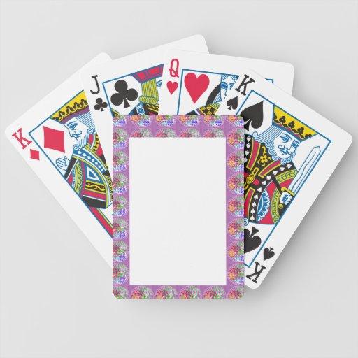 DIY Template Border Buy Blank Add Txt IMG  NVN187 Playing Cards