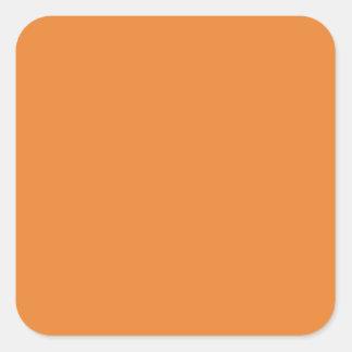 DIY Templates change COLOR TEXT PHOTO bulk pricing Square Sticker