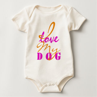DIY text template EASILY change text and color FUN Baby Bodysuit