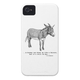 DIY UnicornDonkey ver1 iPhone 4 Covers